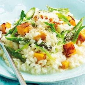 1 classic recipe 9 ways: Risotto