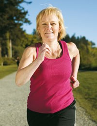 Stopping the weight gain: Menopause