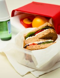 Kids' lunchboxes: What to feed vegetarian children