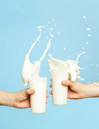 Why you should drink milk