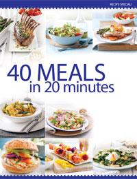 40 meals in 20 minutes