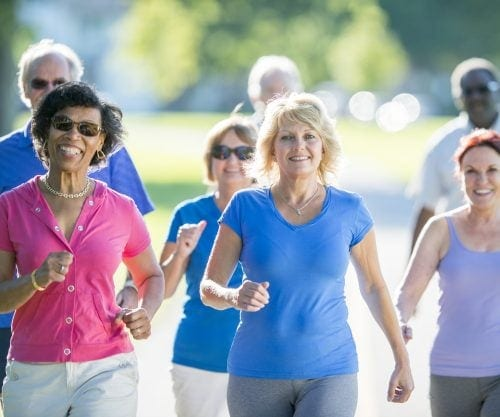 Ask the experts: Returning to exercise