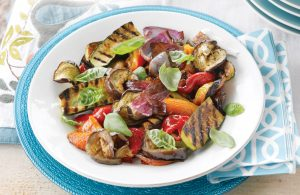 BBQ vegetable basic mix