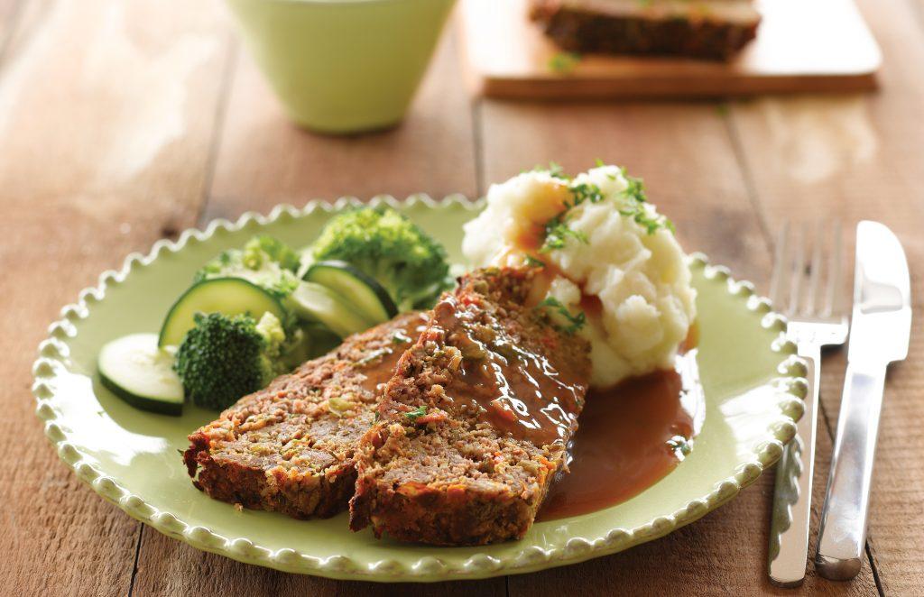 Basic meat-loaf
