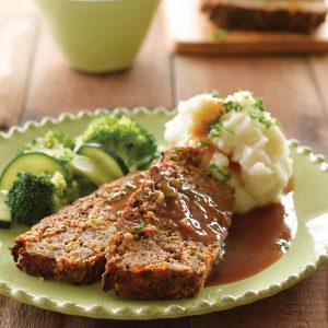 Basic meat-loaf