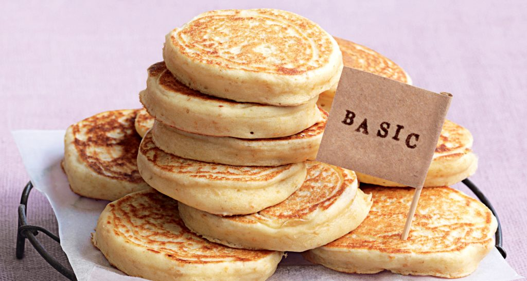 Basic pikelets