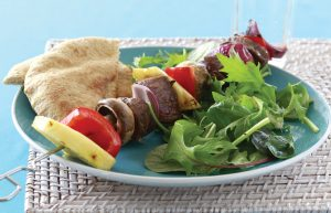 Ben's barbecue kebabs