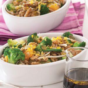 Broccoli super salad