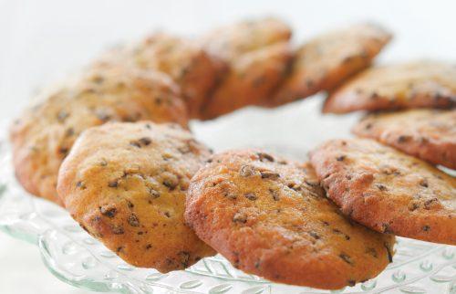 Orange Chocolate Chip Cookies Nz