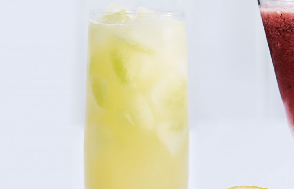 Citrus-apple splash