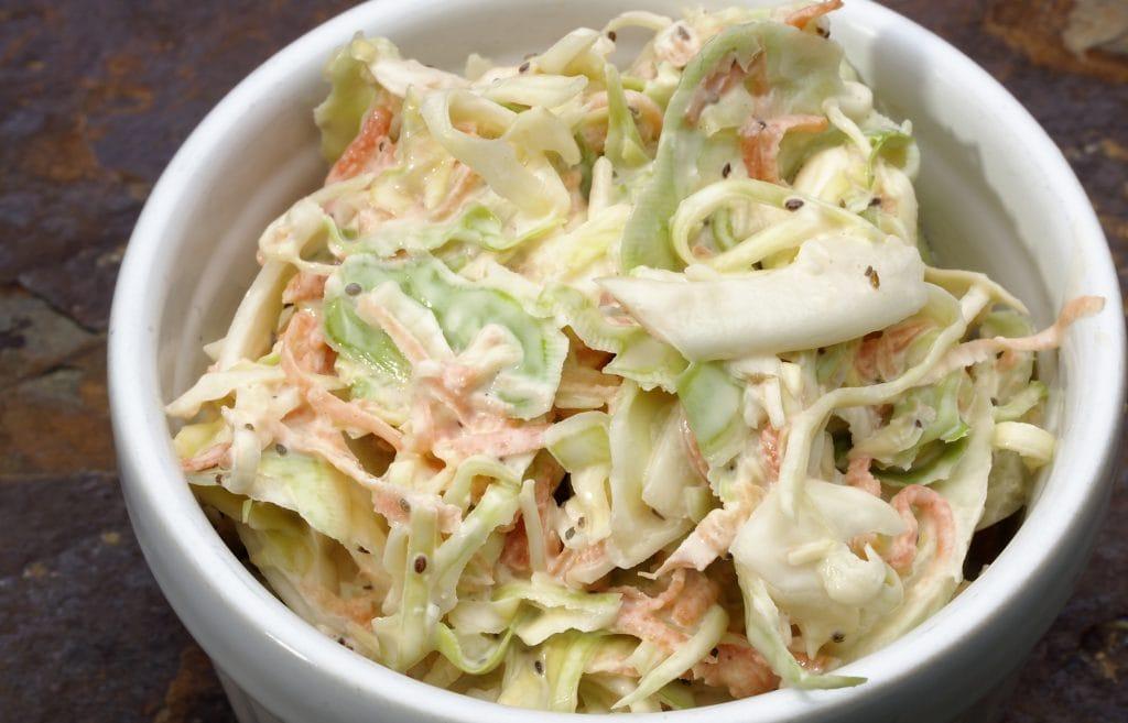 Coleslaw Recipe Healthy Food Guide