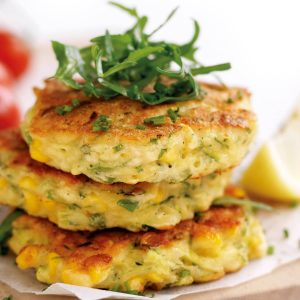 17 of the most popular corn fritter recipes