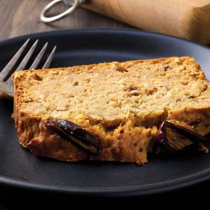 Date, coconut and apple loaf