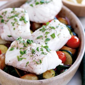 Easy fish bake