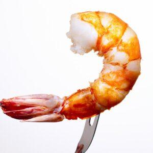 Eight ways with prawns