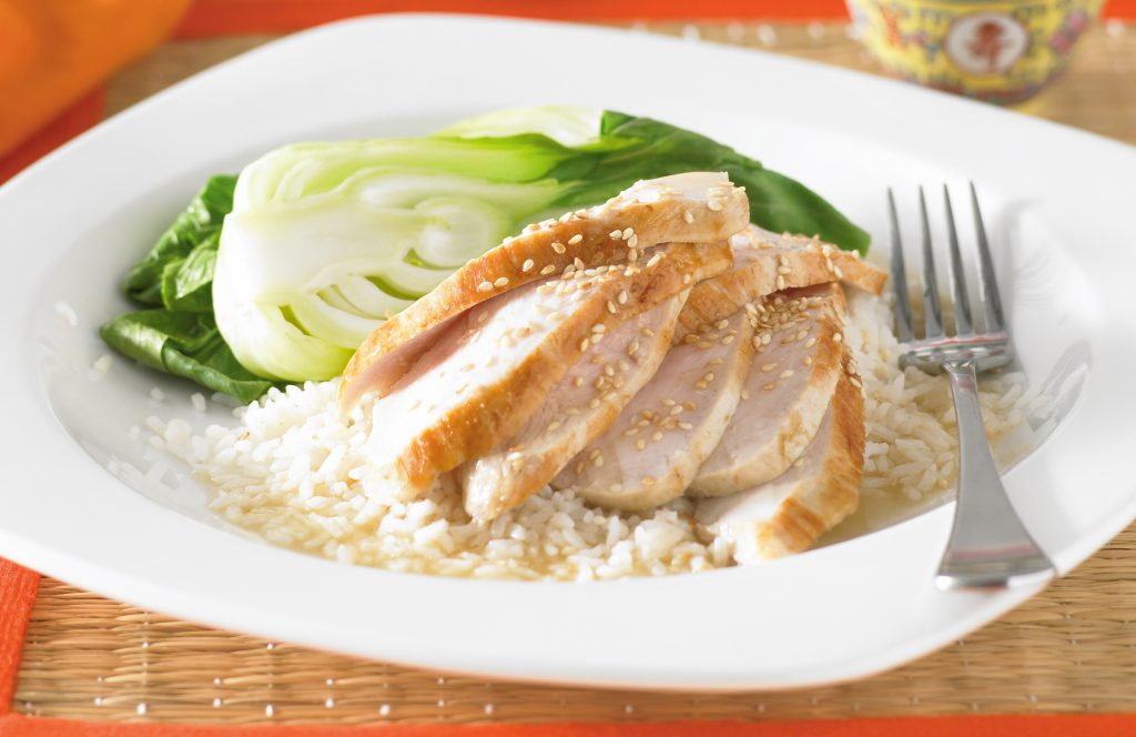 Fragrant Poached Chicken Healthy Food Guide