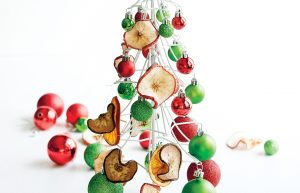 Fruit ornaments