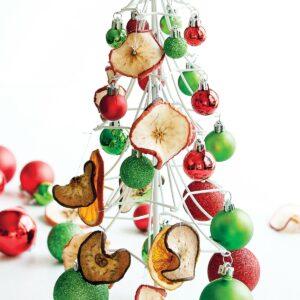 Fruit ornaments