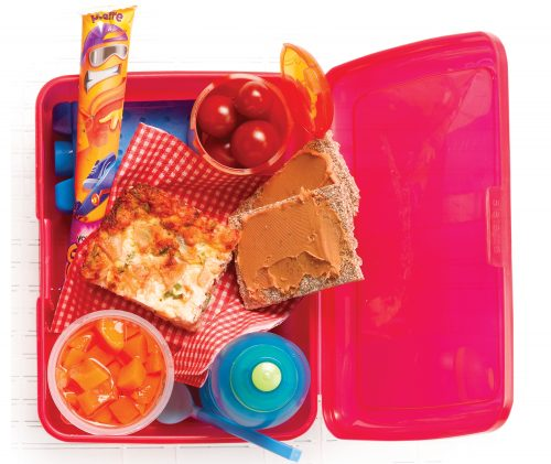 Fuel for school: Building an ideal lunchbox