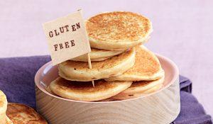Gluten-free basic pikelets