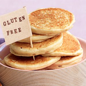 Gluten-free basic pikelets