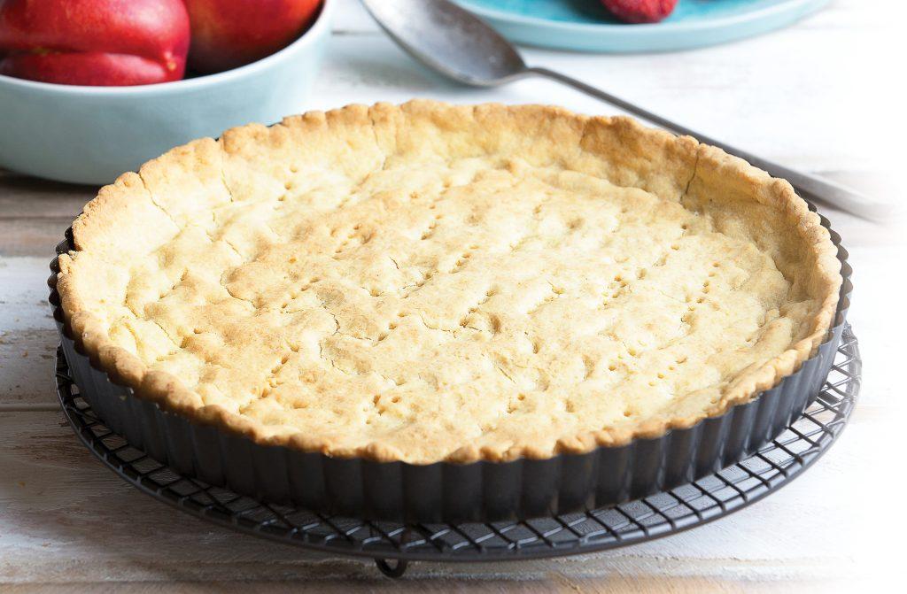 Gluten-free tart base