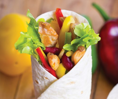Guide to wraps