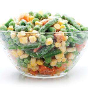 How to choose frozen vegetables