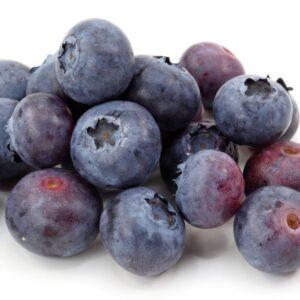In season mid-summer: Blueberries, radishes