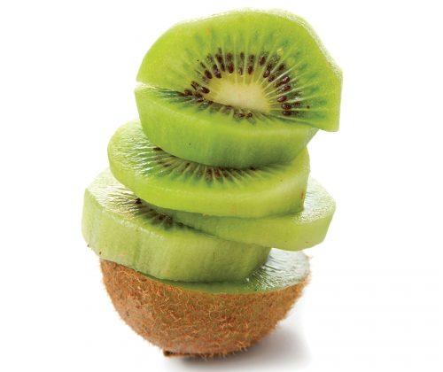 In season July: Kiwifruit