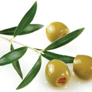 In season early winter: Olives