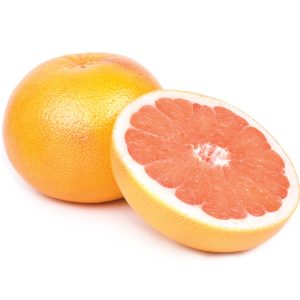 In season early spring: Grapefruit