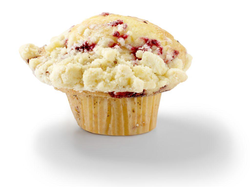 Jammy zinger muffins