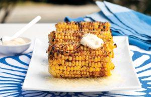 Mamasita barbecue corn