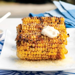Mamasita barbecue corn