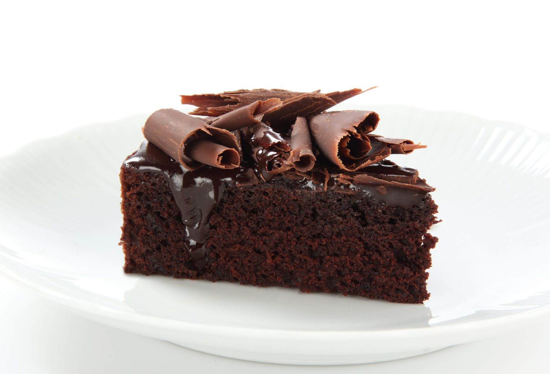 Moist chocolate cake (sponsored) | Healthy Food Guide