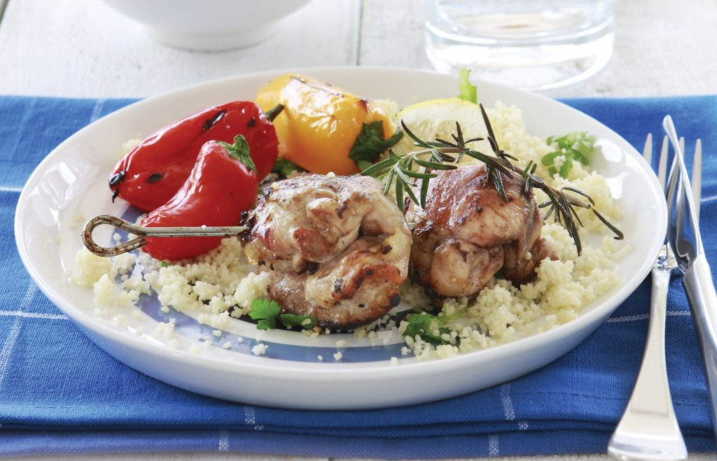 Rosemary Lemon Chicken Thighs Healthy Food Guide