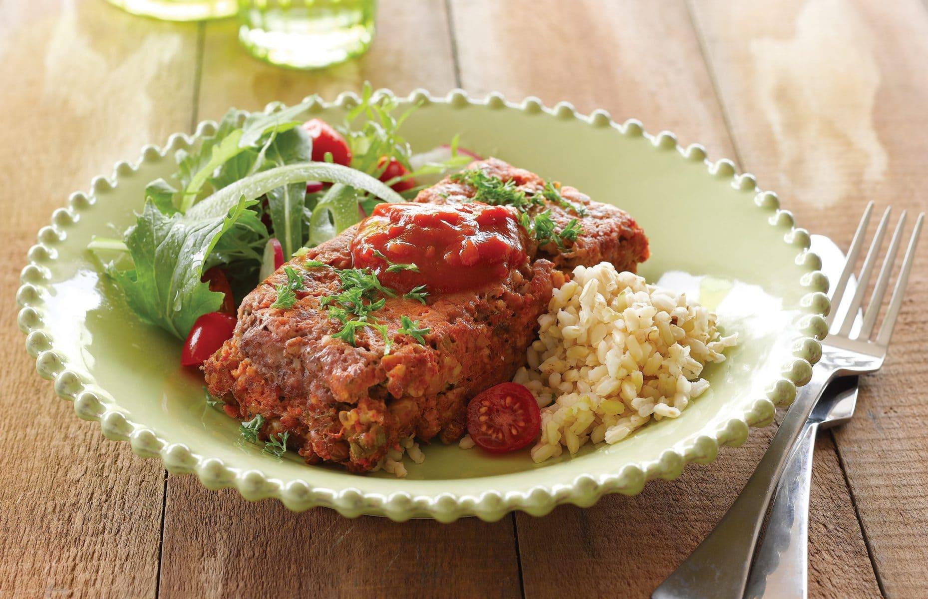 Meatloaf Healthy Food Guide