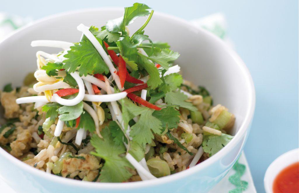 Tasty Prawn Fried Rice Healthy Food Guide