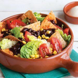 Tasty taco salad