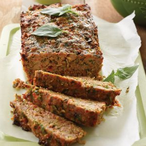 Thai-style meatloaf