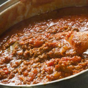 Thrifty pasta sauce