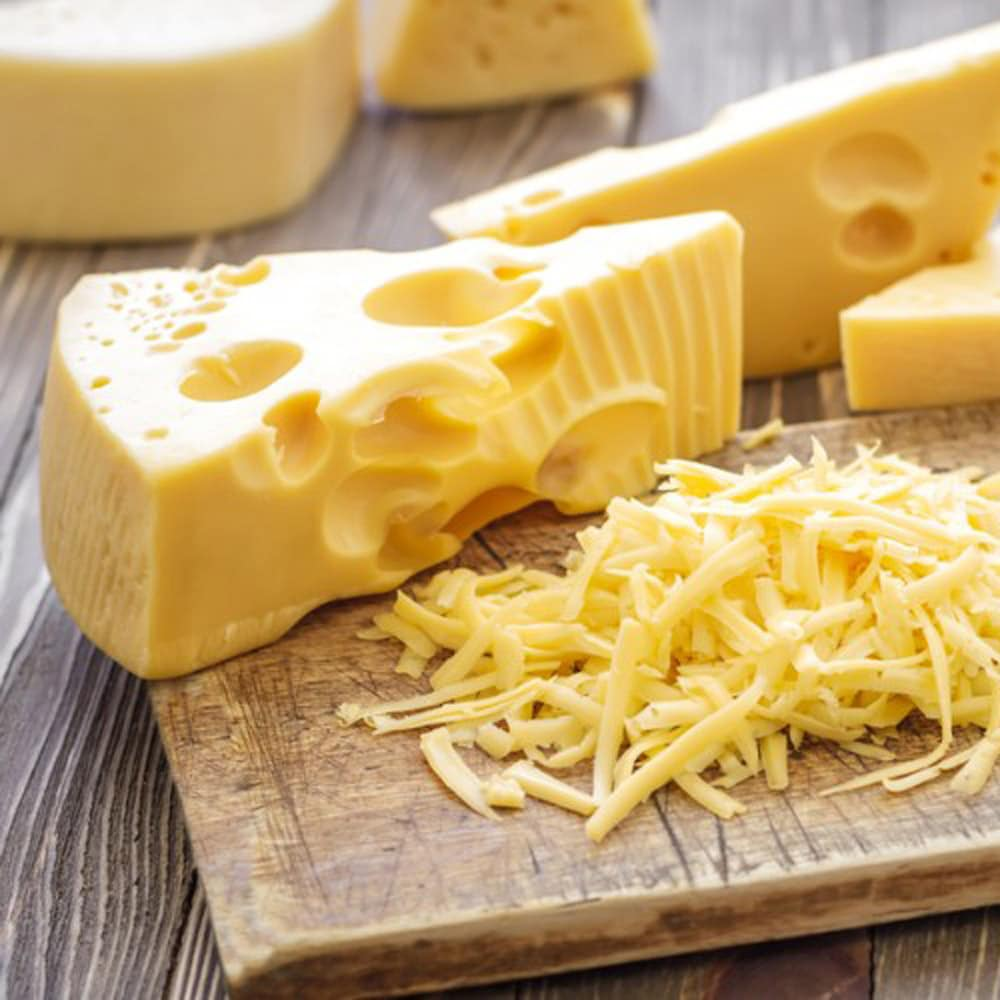 What cheeses are low FODMAP? (low lactose)