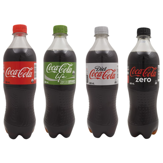 This vs that: Coke