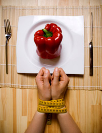 Diets – why they will not help you lose weight