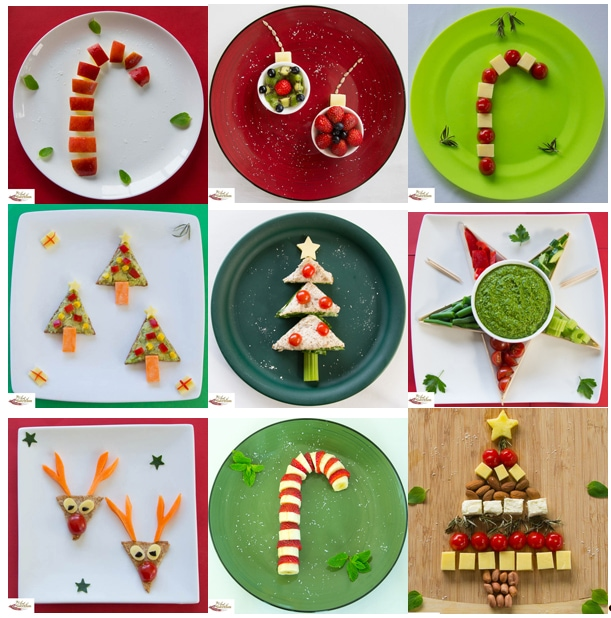 Fresh food Christmas parties