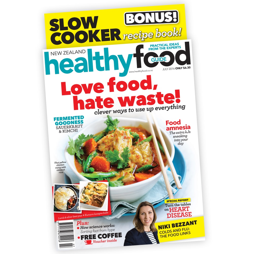 July issue 10 things we learnt healthy food guide forumfinder Images
