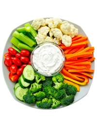 Raw food, carb-loading and weight-loss