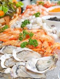 Mercury in seafood, health benefits of tea and vinegar