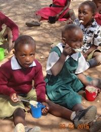 Nutrition education helping Kenyan children